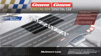 Carrera Digital 132 / 124 30370 Multistart Lane