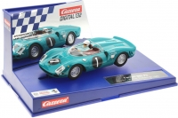 Carrera Digital 132 30775 Ferrari 365 P2 Winner Kyalami 9h 1965