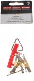 Carrera Exclusiv 85309 8 Doppelschleifer + 2 Spezialleitkiele