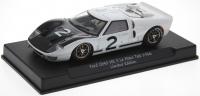 NSR Fahrzeuge 800008SW Ford MKII White LM Test 1966-Ken Miles