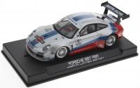 NSR Fahrzeuge 800089AW Porsche 997 Martini Racing #12 grey