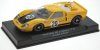 NSR Fahrzeuge 801177SW Ford MK II 12h Sebring 1970 Yellow SW Shark 20k