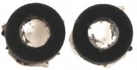 Ortmann Reifen Nr. 40c für Carrera 160, Faller AFX, TCR 7 x 12 7mm