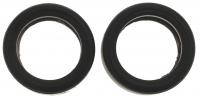 Ortmann Reifen Nr. 40p für Carrera 132 + Go, Scalextric