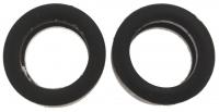 Ortmann Reifen Nr. 44d für Carrera 132, Fly, Scalextric