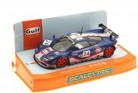 Scalextric Fahrzeuge 3969 McLaren F1 GTR 1995 Gulf Edition HD