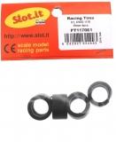 Slot.it Zubehör SIPT1170E1 Reifen Ø17,0x10,0mm dwg 1170 Slicks E1