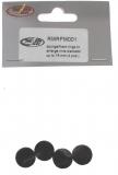 Thunderslot Ersatzteile + Zubehör RMRFM001 Schaumstoffringe zu Erweiterung des Durchmessers von Felgen bis auf 16mm (4 Stück)