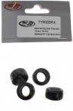Thunderslot Ersatzteile + Zubehör TYR005RX Rennreifen Slick Hinterachse 10,8 x 19mm für Carrera® (4 Stück)