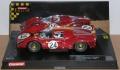 Carrera Excl. 20206 Ferrari 330 P4 Le Mans 1967