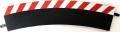 Carrera 132 / 124 20563 Außenrandstreifen Kurve 3/30°, 1 Stück