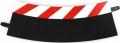 Carrera 132 / 124 20592 Innenrandstreifen Kurve 3/30°, 1 Stück