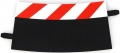 Carrera 132 / 124 20593 Innenrandstreifen Kurve 4/15°, 1 Stück