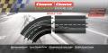 Carrera Digital 132 / 124 30362 Spurwechsel Kurve links innen nach aussen