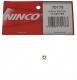 Ninco Ersatzteile-Antrieb 170176 Motorritzel 10 Zähne