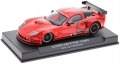 NSR Fahrzeuge 800006AW Corvette C6R Take No Prisoners Red