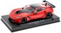 NSR Fahrzeuge 800022AW Corvette C7R Test Car RED