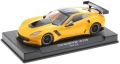 NSR Fahrzeuge 800023AW Corvette C7R Test Car Yellow King Evo3