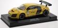 NSR Fahrzeuge 801114AW Audi R8 ADAC Yellow AW King Evo3 21400