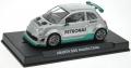NSR Fahrzeuge 801147SW Abarth 500 Mercedes Silver