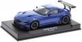 NSR Fahrzeuge 801195AW BMW Z4 Testcar \ENERGY BLUE\