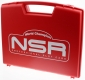 NSR Fahrzeuge 801991 RED MED Bag NSR Logo + Parts Box 5