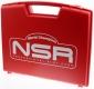 NSR Fahrzeuge 801991 RED MED Bag NSR Logo + Parts Box 5