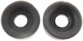 Ortmann Reifen Nr. 19l für Carrera 124 Moosgummifelge Innen 12mm Aussen 14mm
