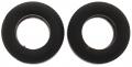 Ortmann Reifen Nr. 28c für Carrera 132, Cartrix, Ninco, Scalextric