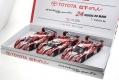 Revoslot Fahrzeuge RS0055 Toyota GT ONE No. 27, 28, 29 Special Edition