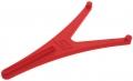 SlotInvasion Präsentation 793003 Slotcar-Ständer für Carrera D124 in Rot V2