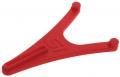 SlotInvasion Präsentation 793010 Slotcar-Ständer für Carrera D132 in Rot