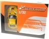 Scaleauto Fahrzeuge SC6218G Bausatz Mercedes SLS GT3 Racing R Competition Cup Kit Edition gelb-schwarz m.Fertigkarosserie, Abziehbilder, Rennchassis etc.