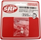 SRP Zubehör SR1446G70P1A Motorritzel 12Z M50 Plastik f.Ø2,0mm 2 Stück