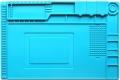 Sideways Werkzeug SWPDM-01 Arbeitsplatte Workbench & Organizer 45 x 30 cm m. Ablageflächen Spezial-Gummi f. Slotcars