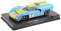 Thunderslot Fahrzeuge CA00104SW LOLA T70 MKIII U.Norinder/S.Axelsson #7 Le Mans  24 Hours 68 HELLBLAU